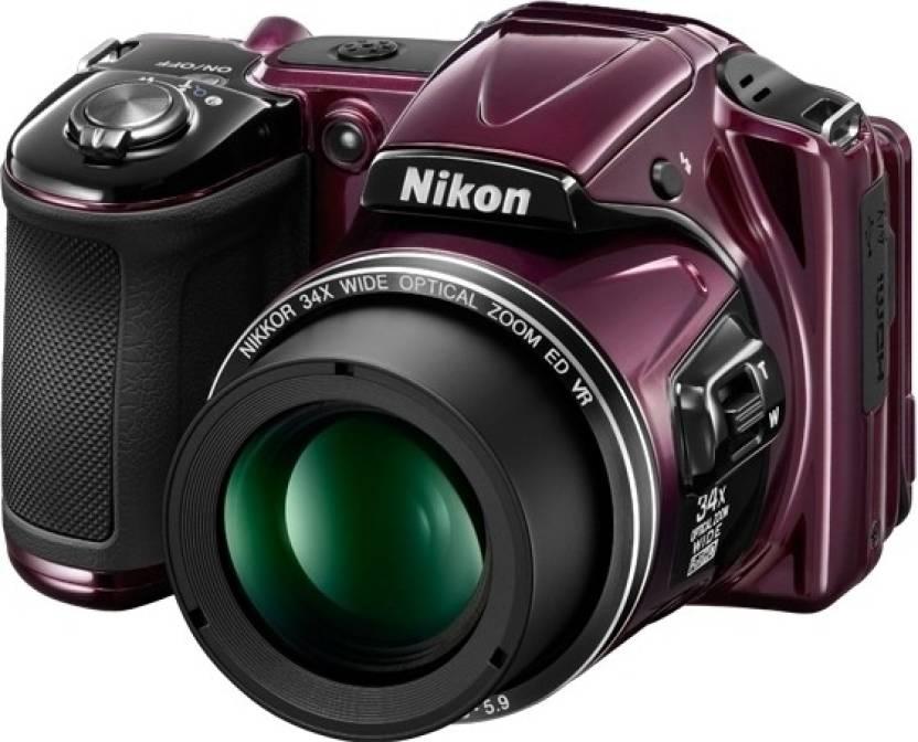 Nikon L830 Point & Shoot Camera