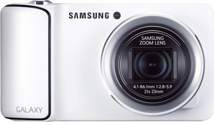SAMSUNG GC100 Galaxy Point & Shoot Camera