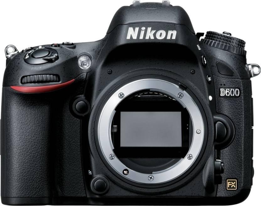 Nikon D600 (Body only) DSLR Camera