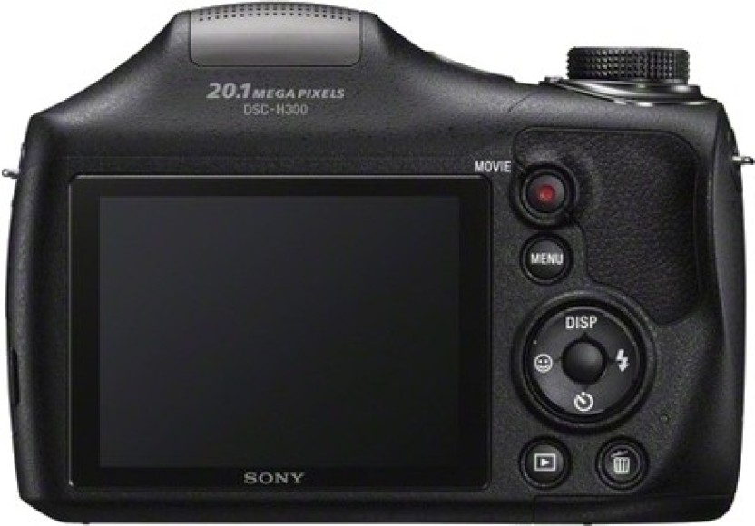 Compare Sony Cybershot DSC H300 Digital Camera