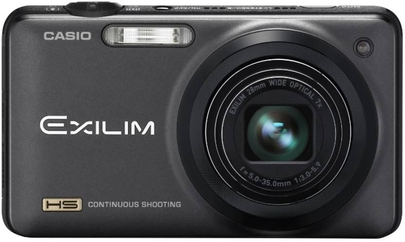 Casio EX-ZR10 Point & Shoot Camera