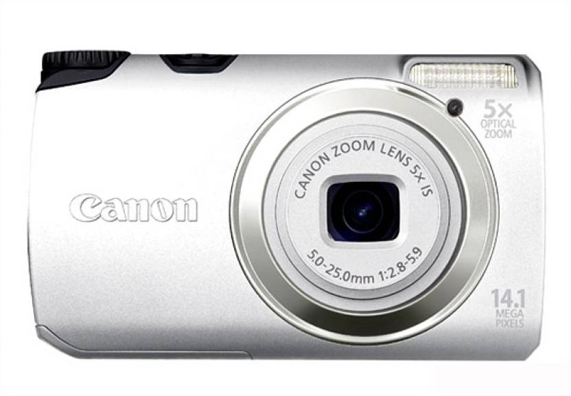 Canon PowerShot A 3200 IS Point & Shoot Camera
