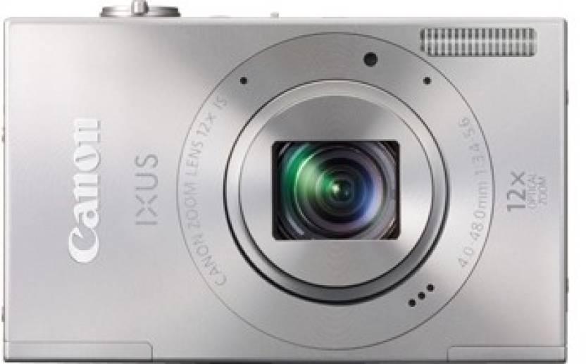 Canon Digital IXUS 500 HS Point & Shoot Camera