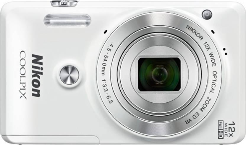 Flipkart.com | Buy Nikon S6900 Point & Shoot Camera Online at best ...