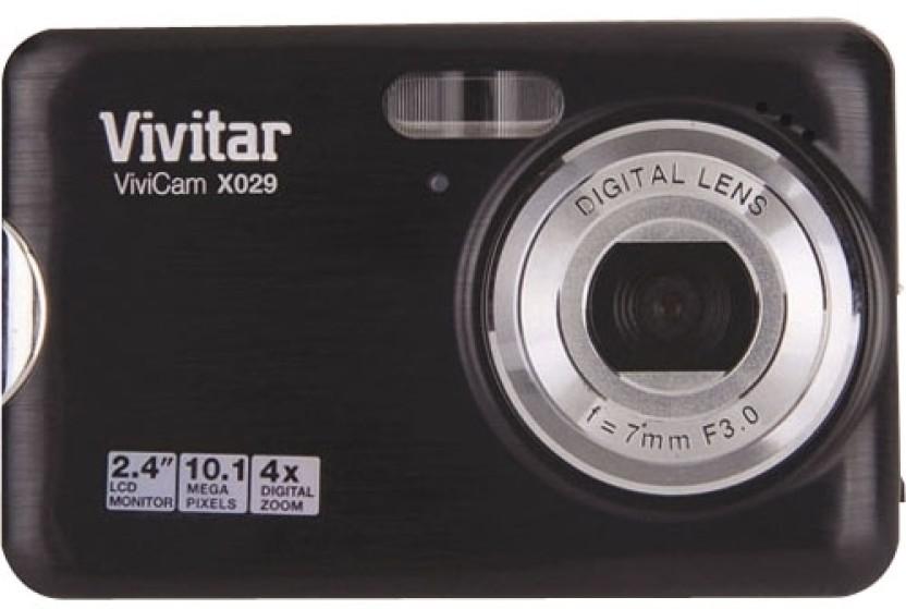 flipkart com buy vivitar vivicam x029 point shoot camera online rh flipkart com