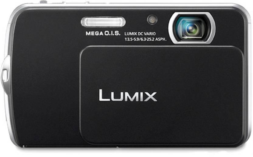 Panasonic Lumix DMC-FP5 Point & Shoot Camera