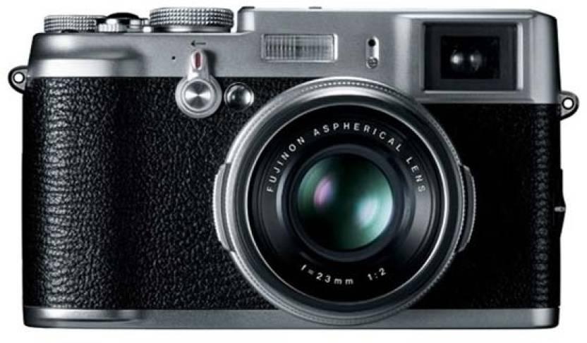Fujifilm FinePix X100 Mirrorless Camera
