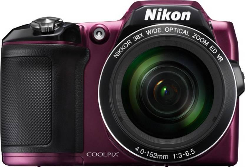 Nikon L840 Point & Shoot Camera