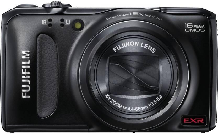 Fujifilm FinePix F500EXR Point & Shoot Camera