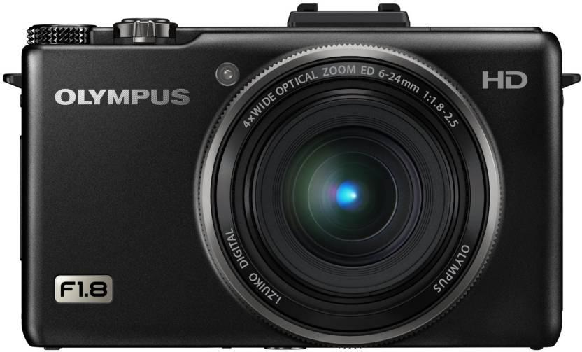 Olympus XZ-1 Point & Shoot Camera