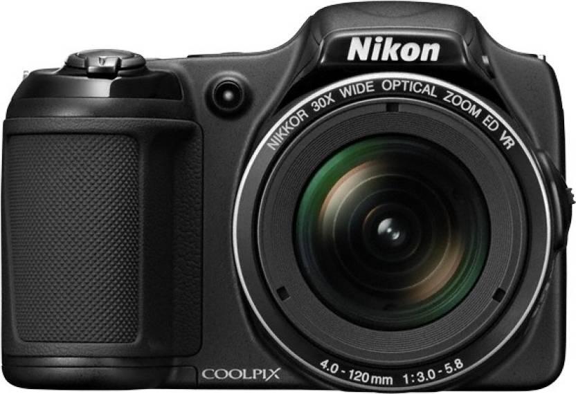 Nikon L820 Advanced Point & Shoot Camera