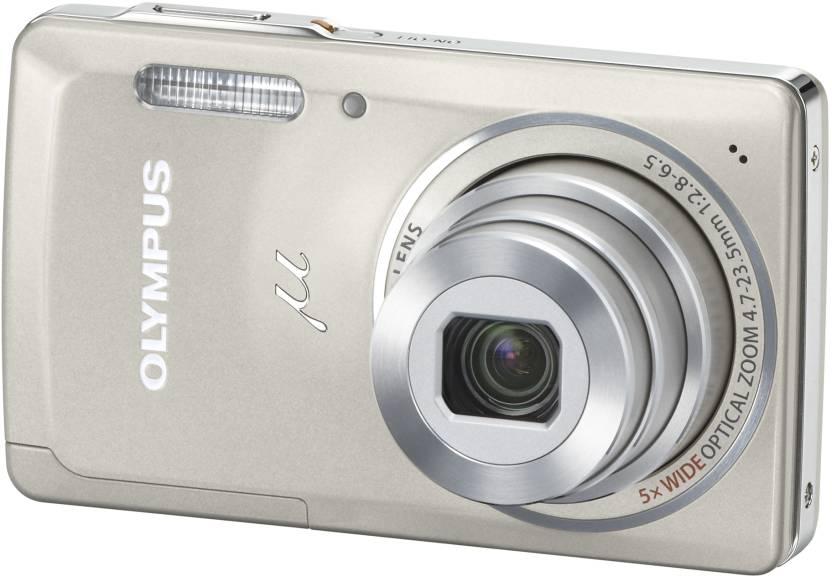 Olympus Mju-5010 Point & Shoot Camera
