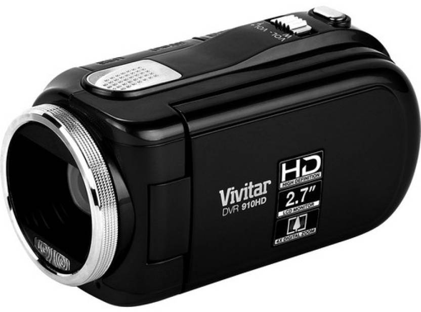 Vivitar DVR 910HD Camcorder Camera