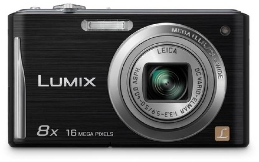Panasonic Lumix DMC-FH25 Point & Shoot Camera
