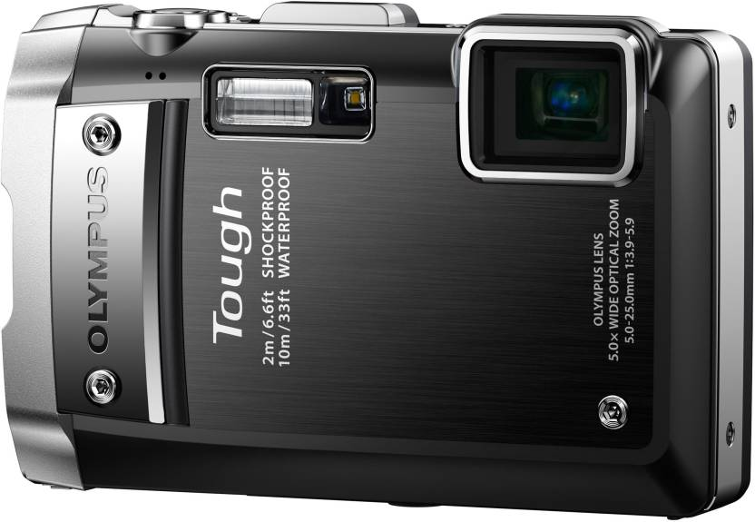 Olympus Tough 810 Point & Shoot Camera