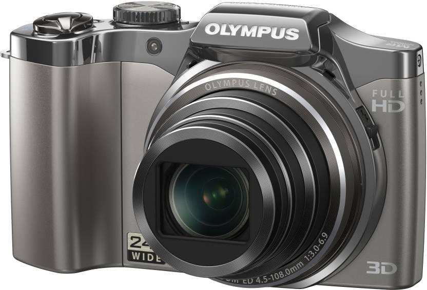 Olympus SZ-30MR Point & Shoot Camera