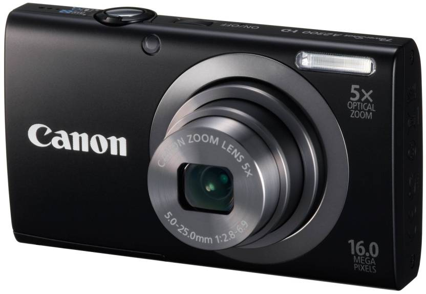 Canon A2300 Point & Shoot Camera