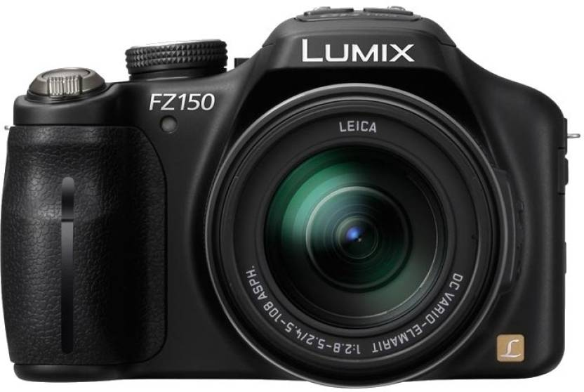 Panasonic Lumix DMC-FZ150 Point & Shoot Camera