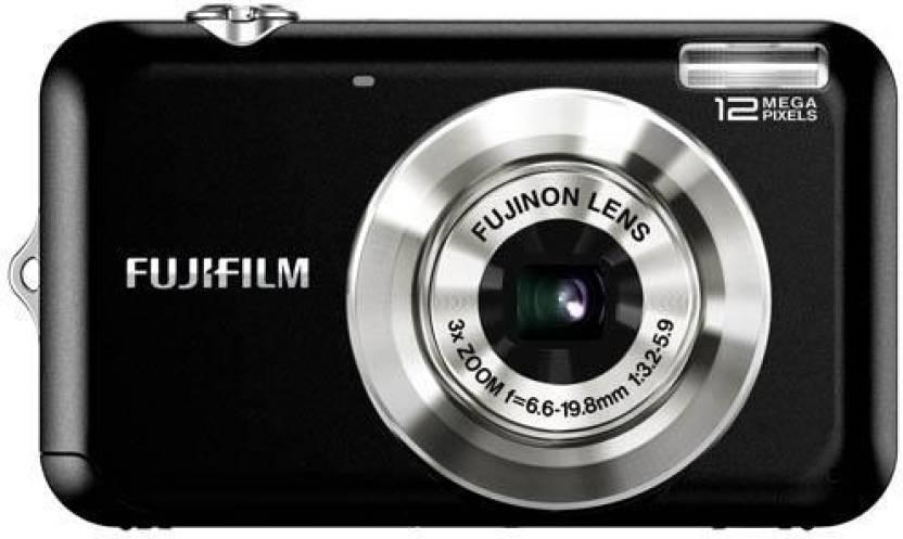 Fujifilm FinePix JV100 Point & Shoot Camera