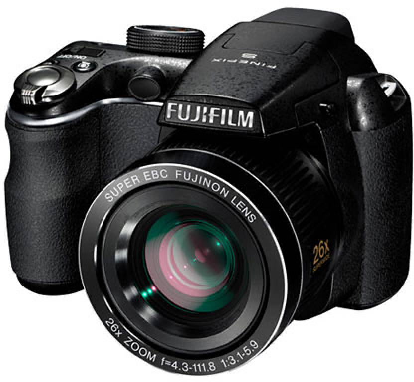 Fujifilm FinePix S3300 Point & Shoot Camera