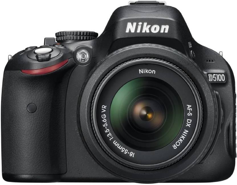 Flipkart.com | Buy Nikon D5100 DSLR Camera Online at best Prices In ...