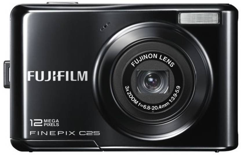 Fujifilm C25 Point & Shoot Camera