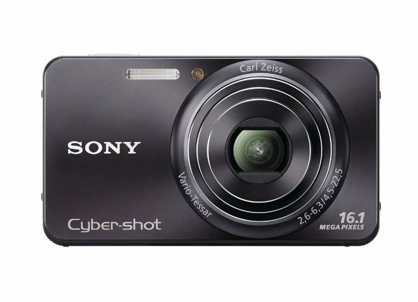 Sony Cybershot DSC-W570 Point & Shoot Camera