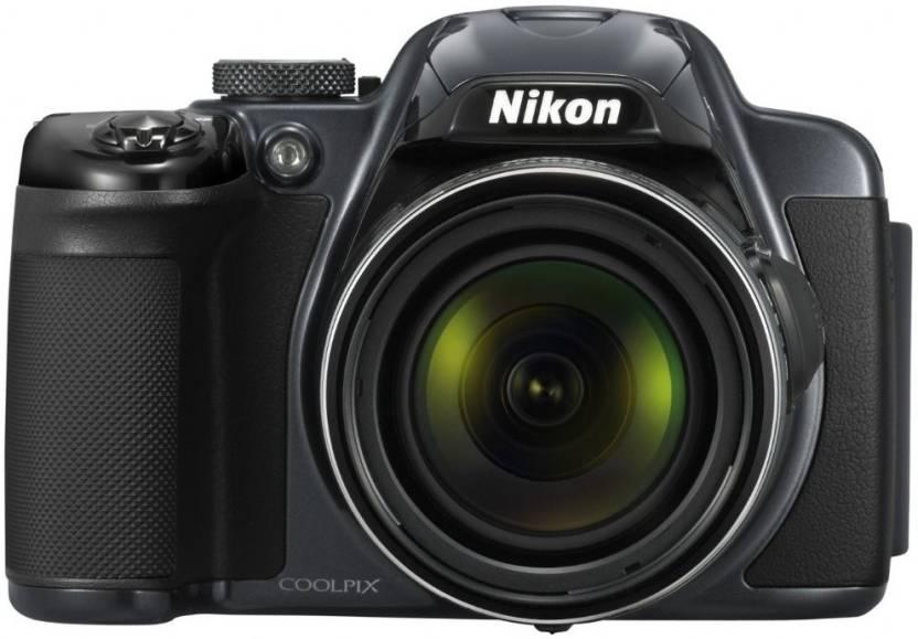 Nikon P520 Advanced Point & Shoot Camera