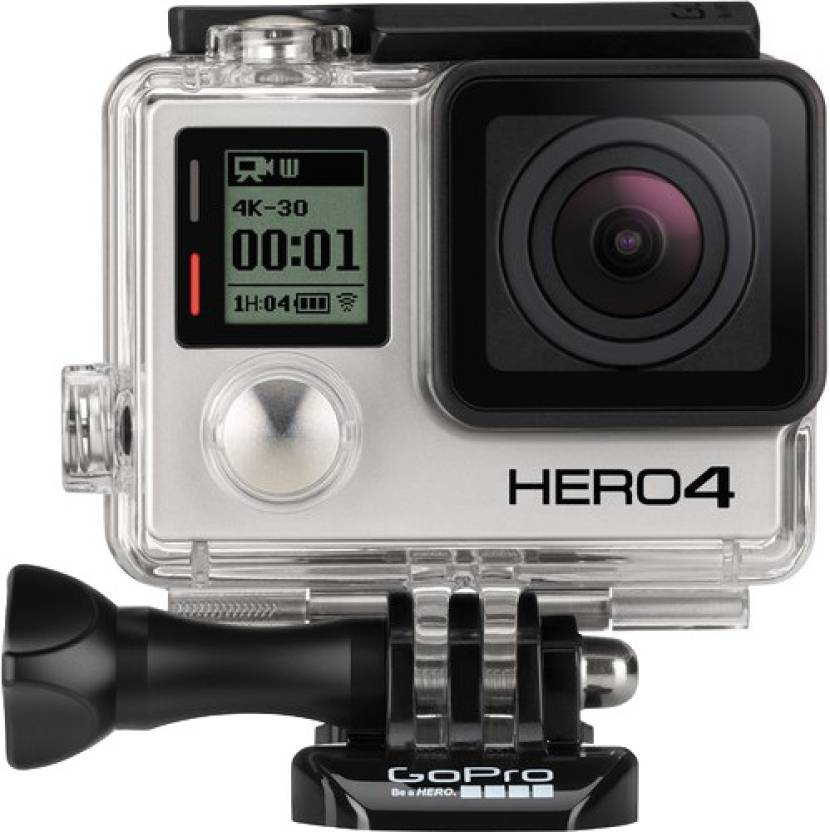 GoPro Hero4-CHDHX-401 Sports & Action Camera