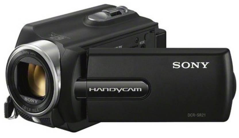 Sony DCR-SR21E Camcorder Camera