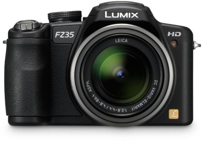 Panasonic Lumix DMC-FZ35 Point & Shoot Camera