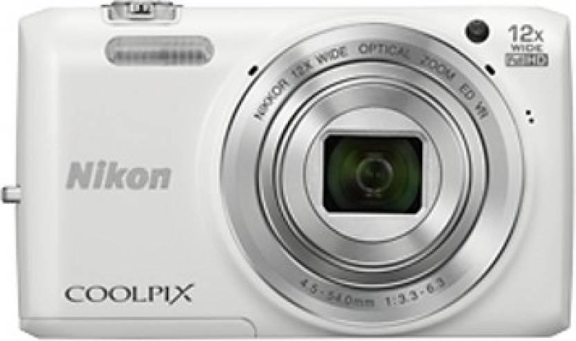 Flipkart.com | Buy Nikon S6800 Point & Shoot Camera Online at best ...