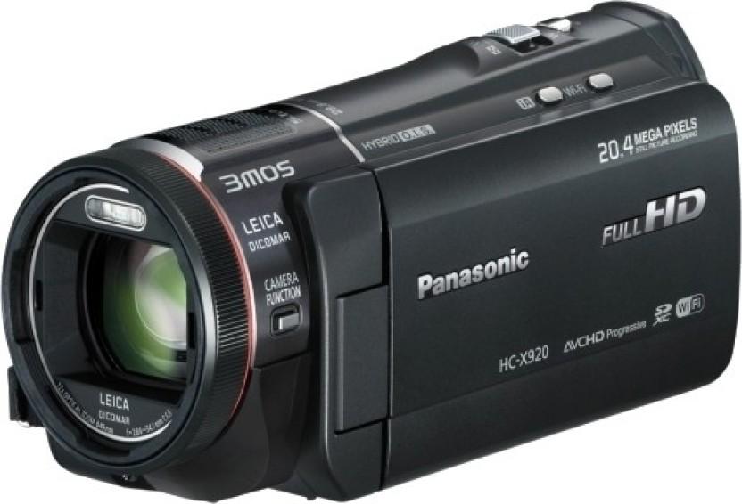Видеокамера panasonic hc x920 цена можно починить фотоаппарат киев - ремонт в Москве