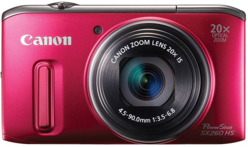 Canon SX260 HS Mirrorless Camera