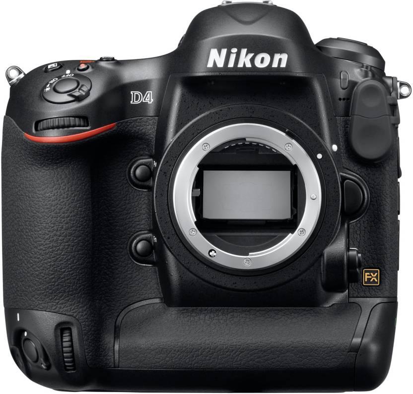 Nikon D4 DSLR Camera (Body only)