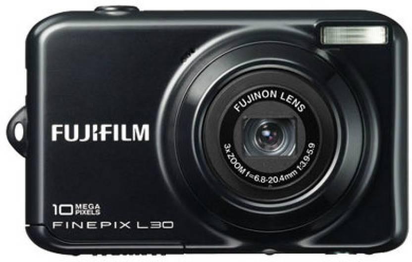 Fujifilm FinePix L30 Point & Shoot Camera