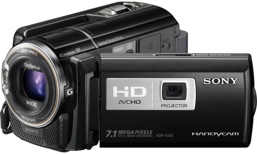 Sony HDR-PJ50E Camcorder Camera