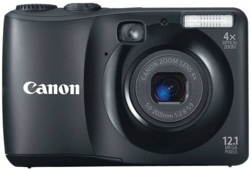 Canon PowerShot A 1200 Point & Shoot Camera