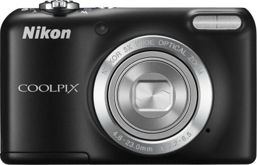 Nikon L27 Point & Shoot Camera