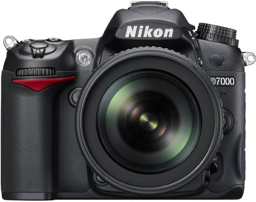 Nikon D7000 DSLR Camera (Body with AF-S DX NIKKOR 18-105 mm F/3.5 ...