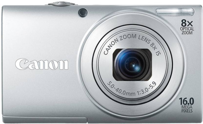 Canon A4000 IS Point & Shoot Camera