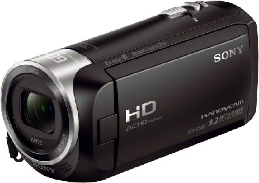 Sony HDR-CX405 Camcorder Camera