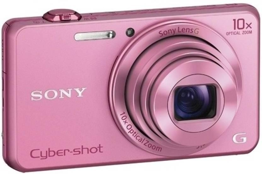 Sony DSC-WX220 Point & Shoot Camera