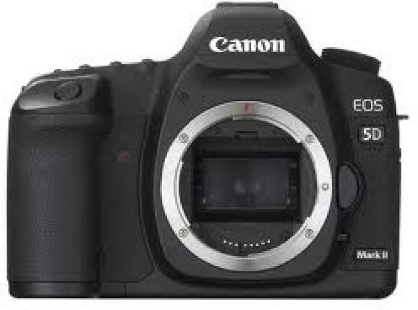 Canon EOS 5D Mark II DSLR Camera (Body only)