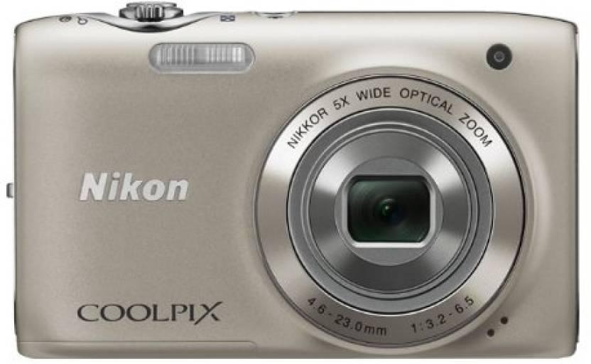 Nikon Coolpix S3100 Mirrorless Camera