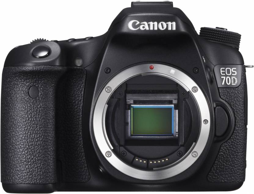 Canon EOS 70D (Body only) DSLR Camera