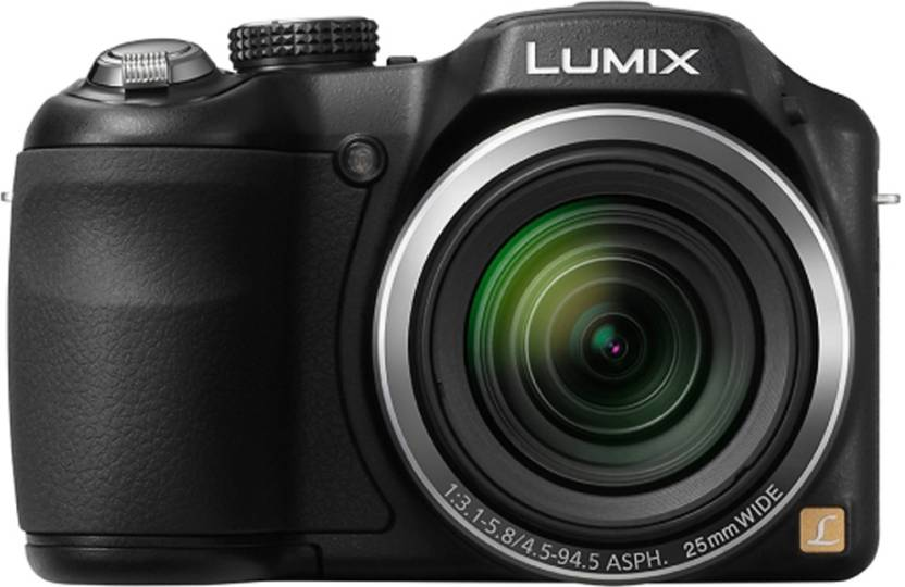 Panasonic DMC-LZ20 Point & Shoot Camera