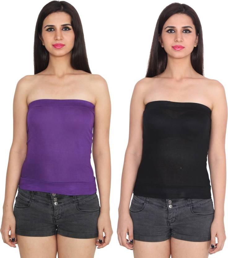 d0305ded72 Ansh Fashion Wear Women s Tube - Buy Purple Ansh Fashion Wear Women s Tube  Online at Best Prices in India