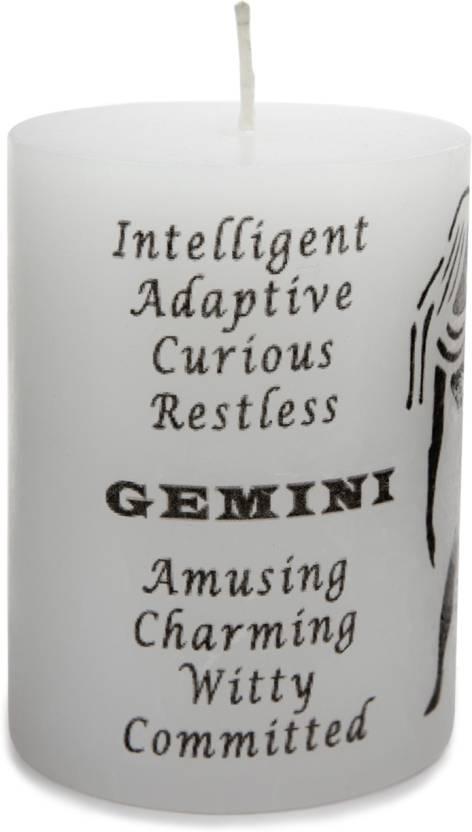 Khatte Meethe Desires Personality Pillars - Gemini Candle Price in