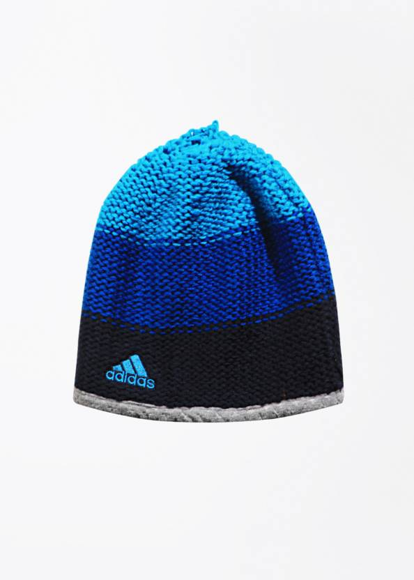 86bcc602051 ADIDAS Striped Cap - Buy CONAVY MGREYH SOLBLU ADIDAS Striped Cap Online at  Best Prices in India